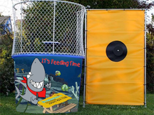 Dunk Tank#2, Obstacle Courses & Interactive Games - Jacksonville Florida Bounce House Rentals