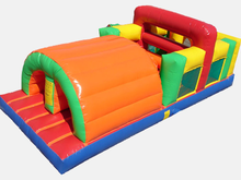 Toddler Rainbow Play Bounce House Hopper, Obstacle Courses & Interactive Games - Jacksonville Florida Bounce House Rentals