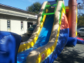 Pirate Treasure 4 1 Combo Bounce House Hopper Wet Or Dry