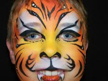 Face Paint & Body Art, Roo's Tents, Tables, Chairs and more