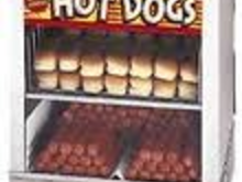 Hot Dog Steamer, Roo's Concession & Frozen Drink Machines