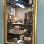 1-31506 Large Gold Mirror