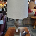 1-29692 Table Lamp Gold