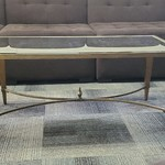 1-31753 Mirrored Coffee Table