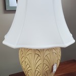 1-30842 Large Ceramic Lamp