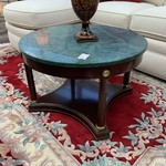 1-33287 Marble Top Table