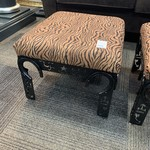 1-33680 Horseshoe Footstool