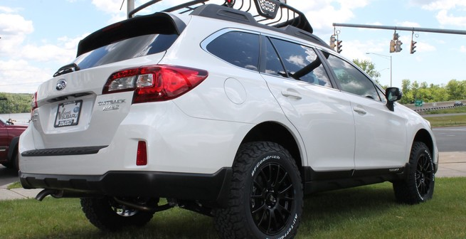 Subaru Lift Kits