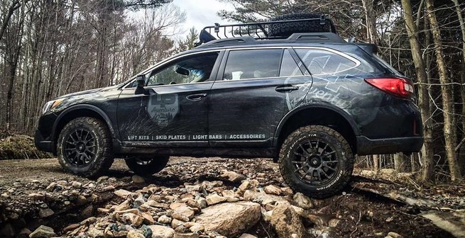 Subaru Outback Lift Kit >> Outback Lift Kit Ct Subaru Attention To Detail