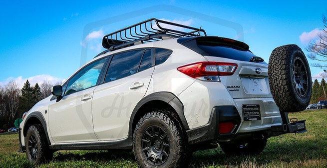 Crosstrek Lift Kit Ct Subaru Attention To Detail
