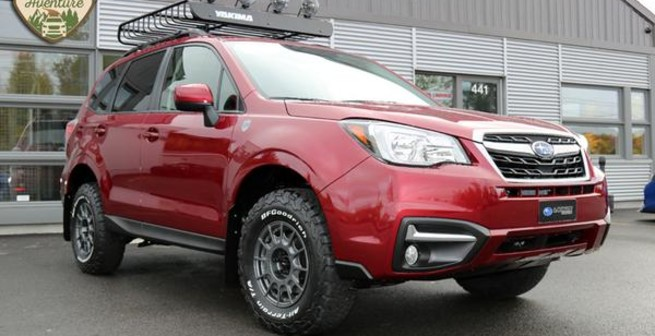 Forester Lift Kits