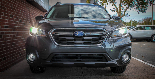 Subaru LED Lighting
