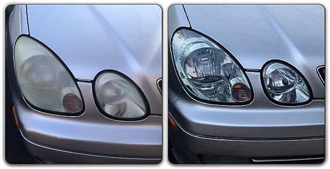 Headlight Restoration In Connecticut Attention To Detail