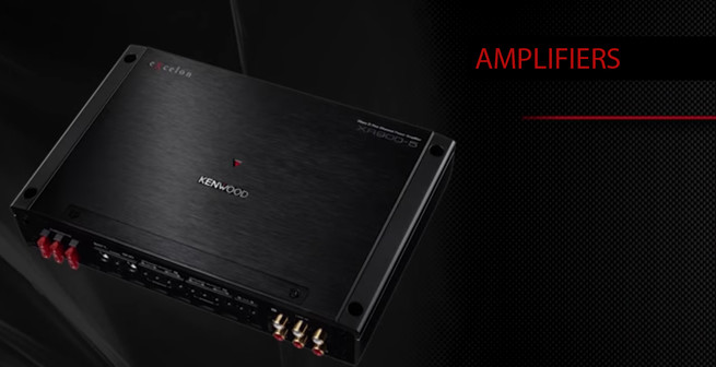 Kenwood Amplifiers