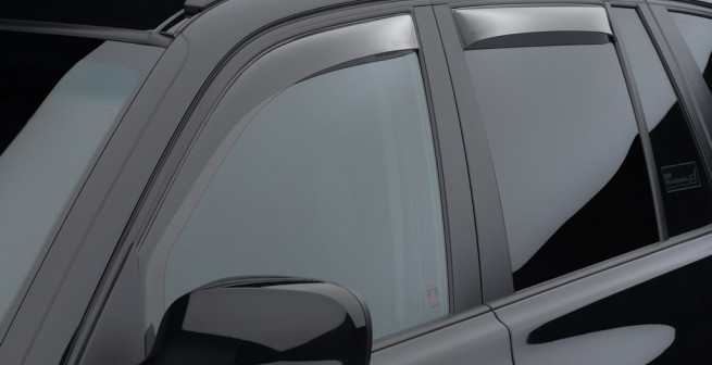 WeatherTech Rain Guards