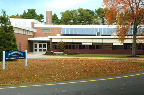 CROMWELL MIDDLE SCHOOL Case Study