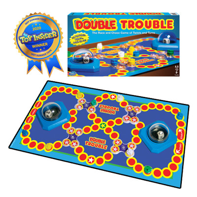 Double Trouble Game Winning Moves #WMV 1233 image.