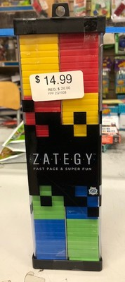 ZATEGY TILE GAME FPF #ZGY008 image.