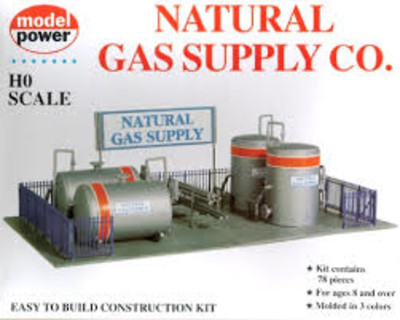 MODEL POWER #417 NATURAL GAS SUPPLY CO image.