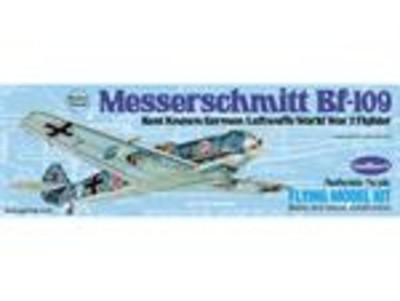 Guillows #0505 Messerschmitt BF-109 image.