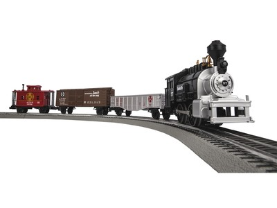 Lionel Junction 83266 Ready To Run Lion Chief Santa Fe image.