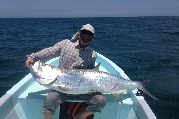 Tarpon Replica Fish Mount