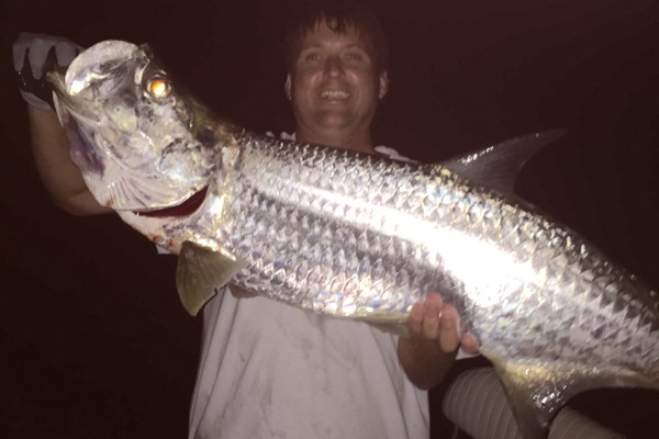 Tarpon Taxidermy Fish Mount