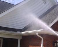 Gutter Cleaning in CT | Blue Mobile Wash