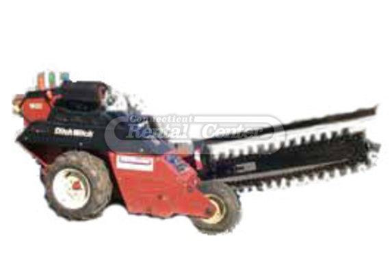 Trencher Rentals in CT - Ditch Witch Trencher