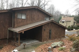 Completed by Avon CT Roofer