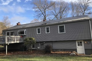 Completed by Simsbury CT Roofer