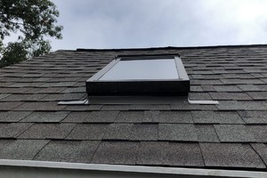 Completed by Granby CT Roofer