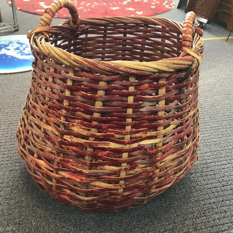 Handled Basket.