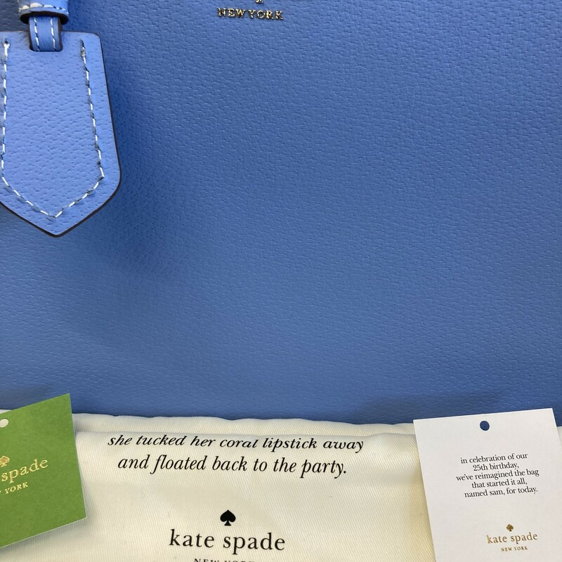 Kate Spade Shoulder: This brand new Kate Spade is in perfect condition and a must-have for the coming spring season.  Beautiful, classy look that is sure to stand out.