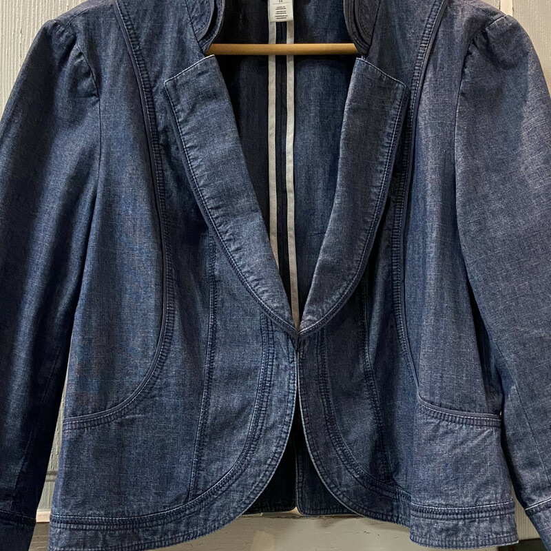 LW Chambray Jacket.