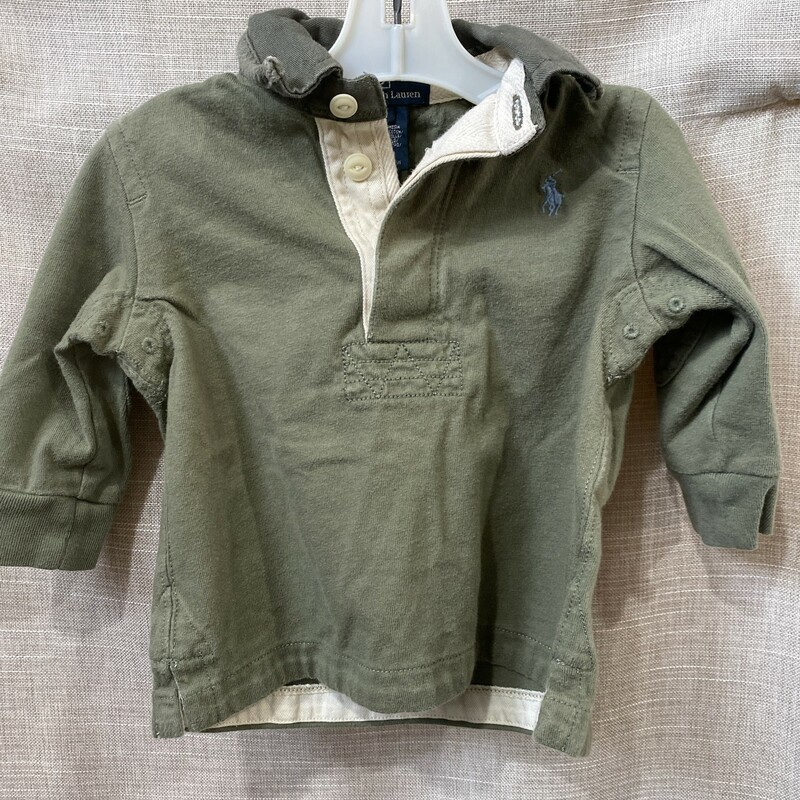 Polo Ralph Lauren, Green, Size: 9m