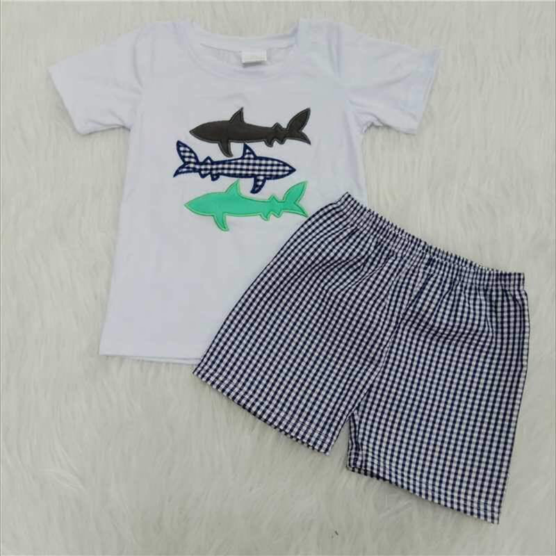 Shark Short Set.