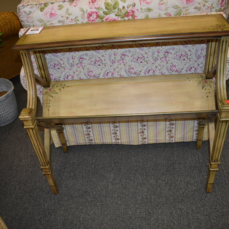 2 Tier Entry Table.