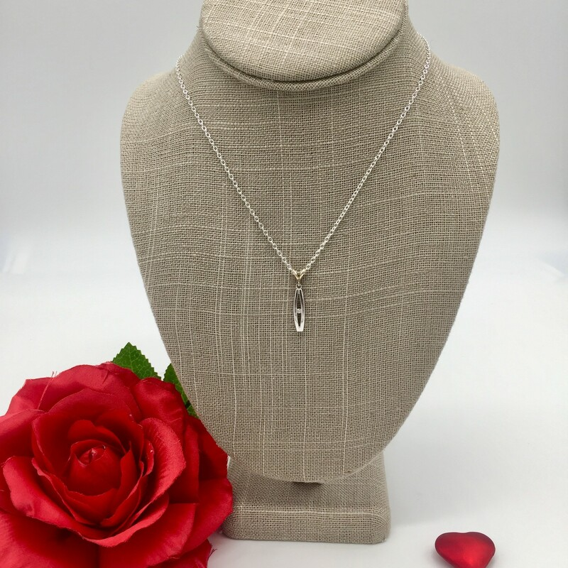 STERLING SILVER<br /> WEIGHT .8 DWT<br /> SMALL STERLING SILVER PENDANT WITH 1/20CT DIAMOND ACCENT NO CHAIN<br /> <br /> <br /> <br /> <br /> SS APX 1/20CT PEND N/ch, WHITE, Size: CK