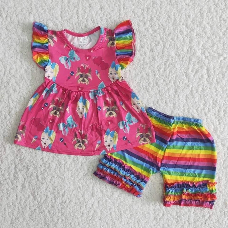 2pc Jojo Dress Set.
