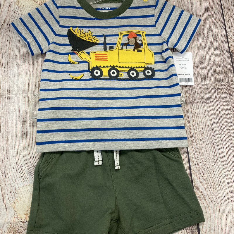 Carters 2 Pc NWT.