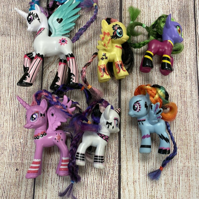 My Little Pony 6 Pack.