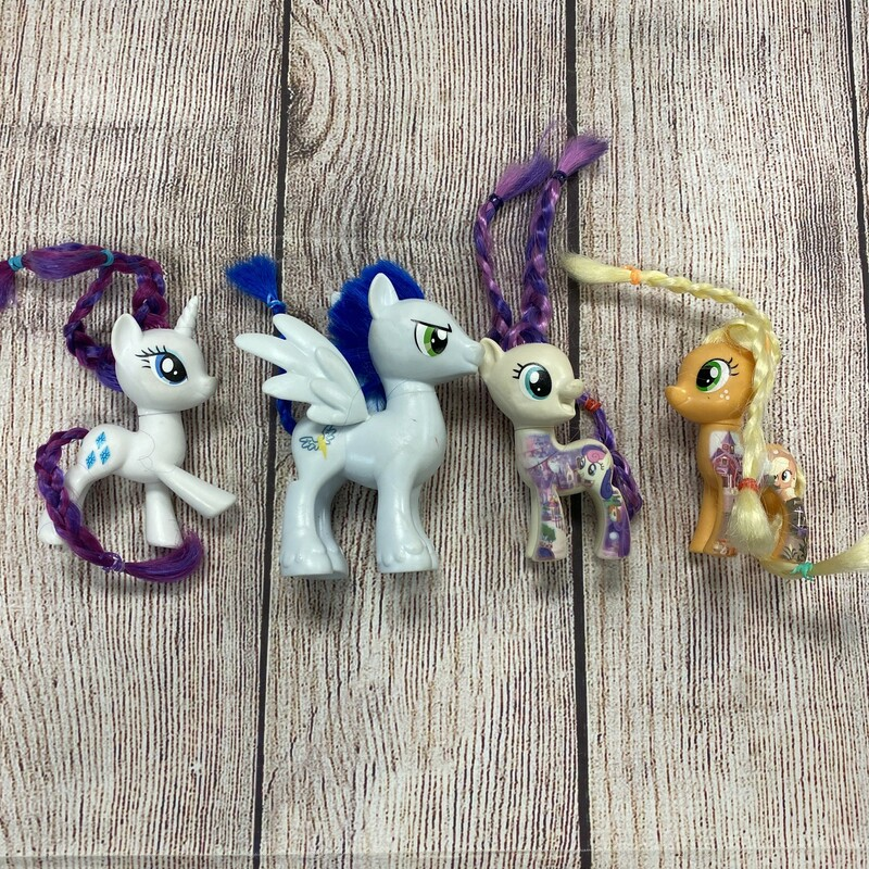 My Little Pony 4 Pack.