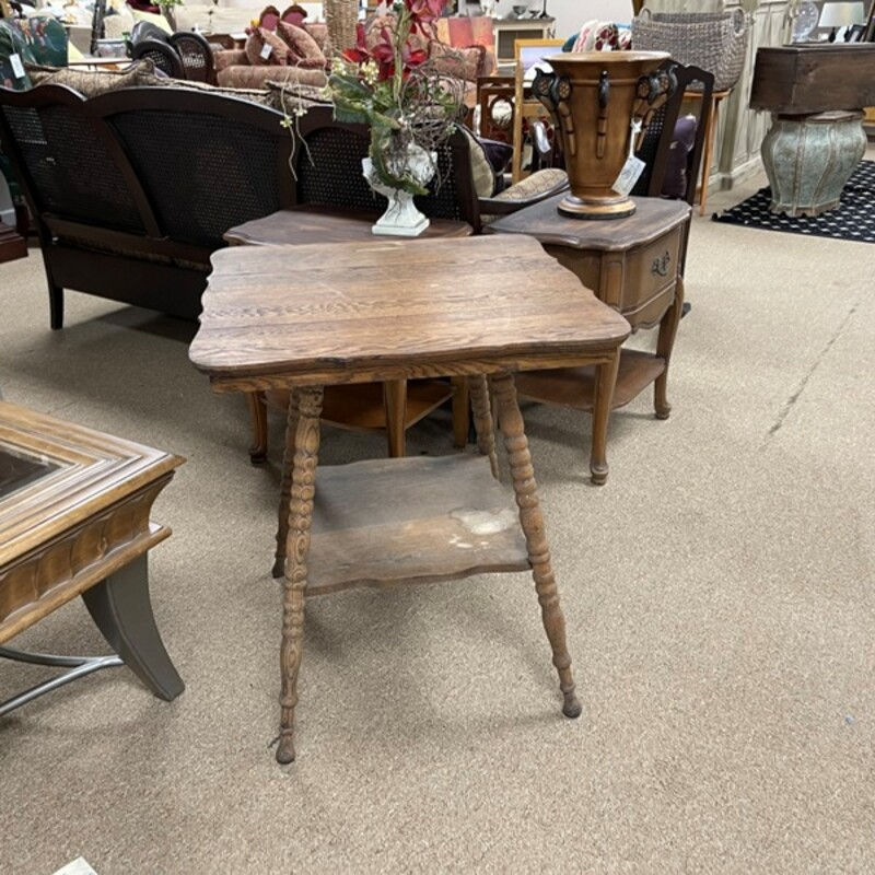 Antique Occasional Table.