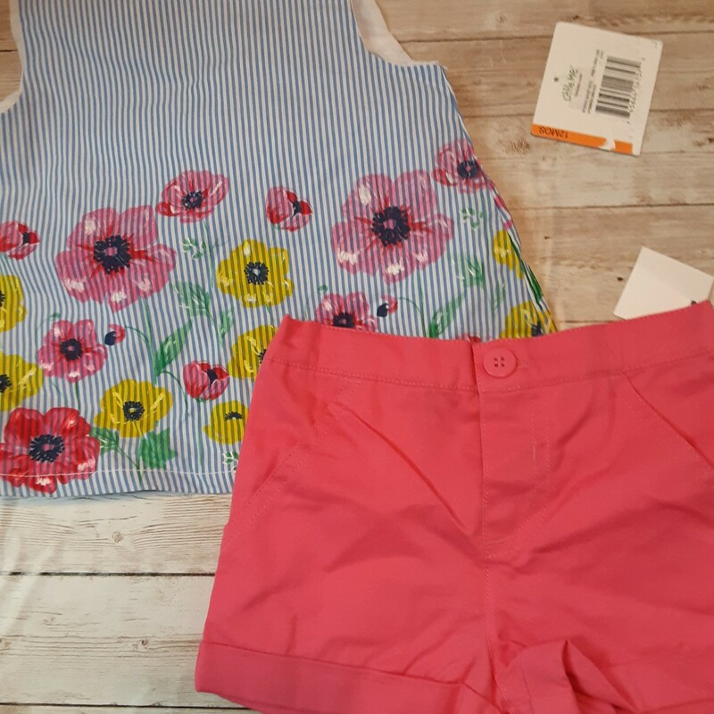 Little Me NWT Outfit.