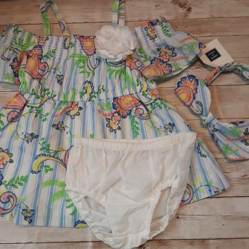 Janie&Jack NWT Dress Set.