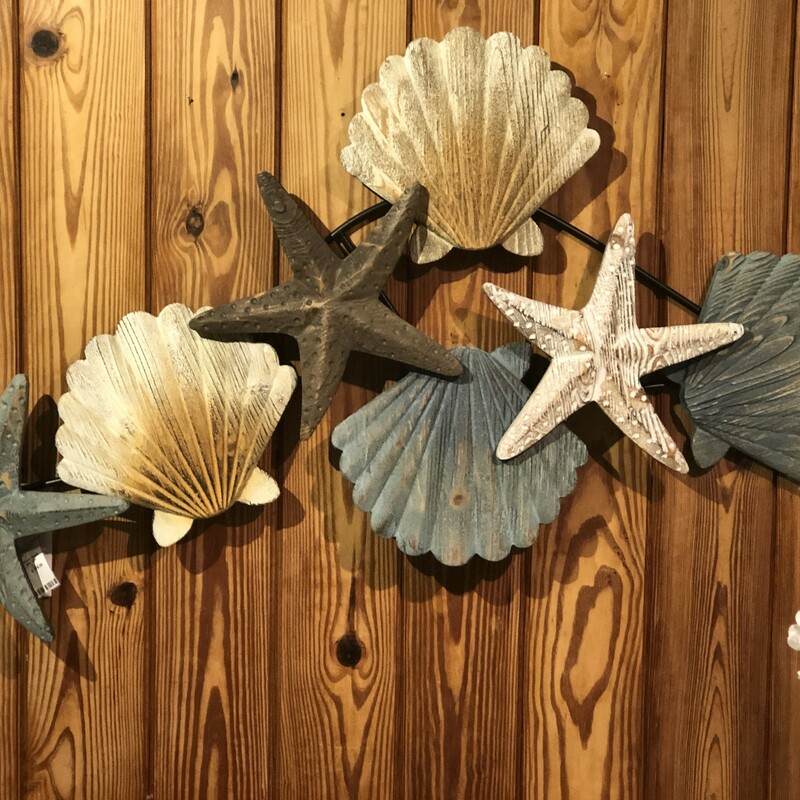 Metal/Wood Shells.