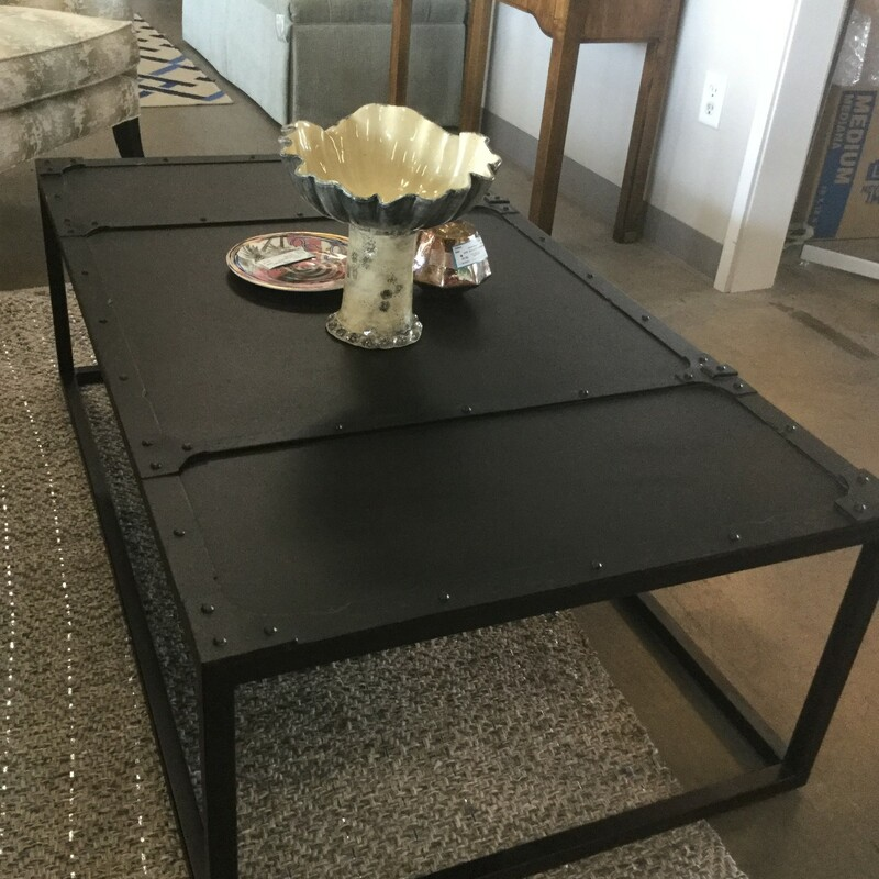RH Coffee Table.