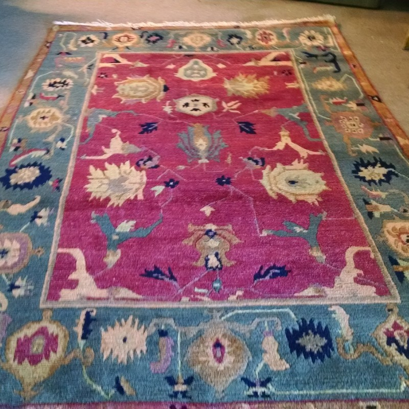 Rug - Tibetian - hand Knotted