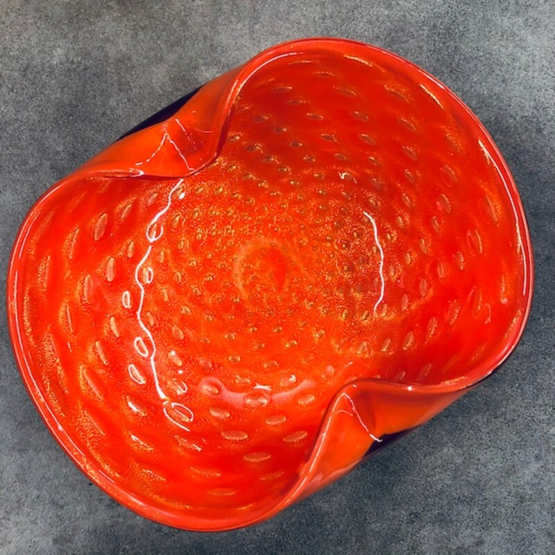 Murano Glass Bowl.